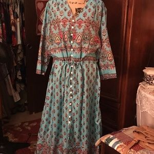 Dresses & Skirts - Long Maxi lounging dress